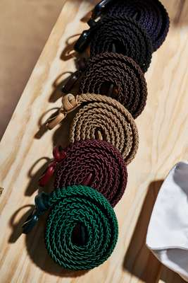 Belts by L'Aiglon