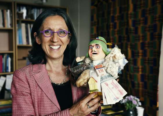 Cécile Duvelle, chief of Intangible Cultural Heritage Section