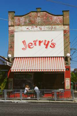 Jerry's Milk Bar