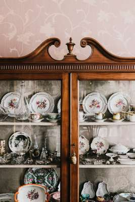 Lifetime of crockery