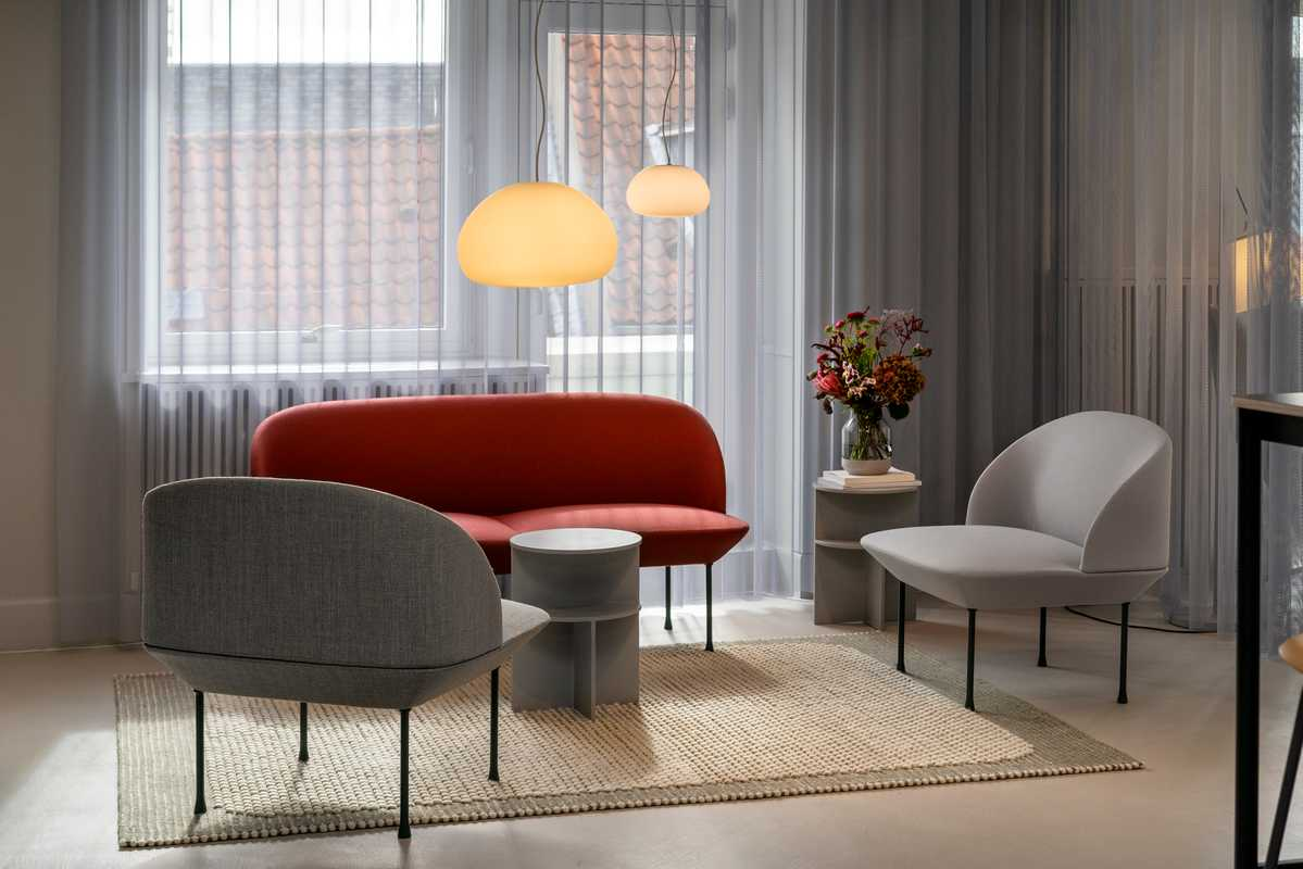 Oslo sofa and chairs