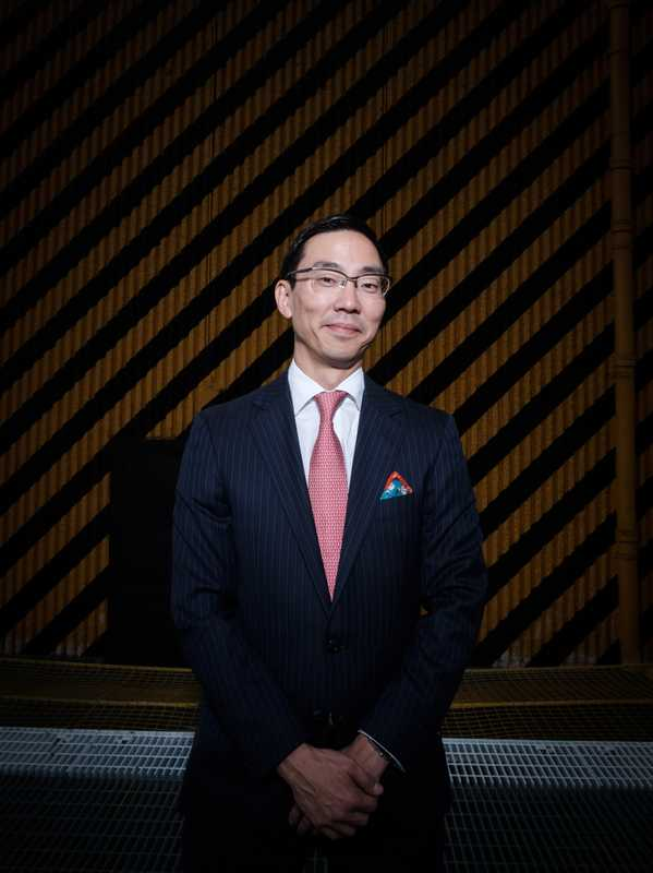 Mark Choon, GM of Manila's Peninsula Hotel