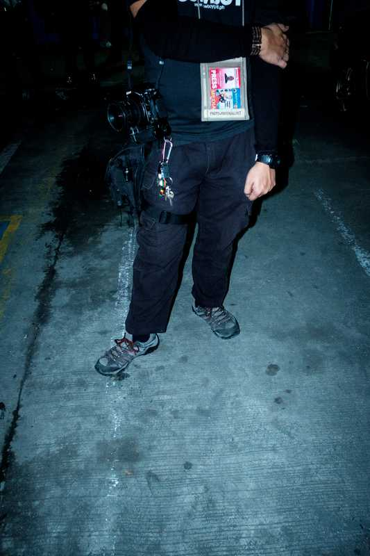 Photojournalist on  the night watch of Duterte's war on drugs