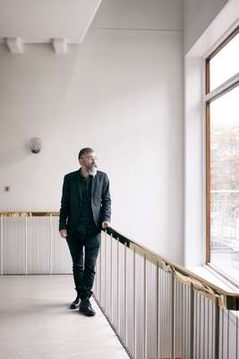 Aarhus city architect Stephen Willacy