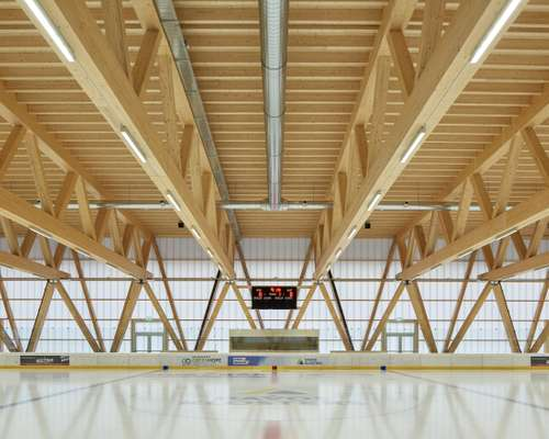 Hockey Club Davos's training hall