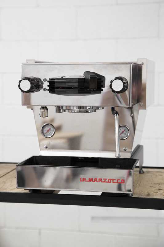New Linea Mini espresso magazine