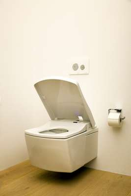 Toto award-winning Neorest LE toilet