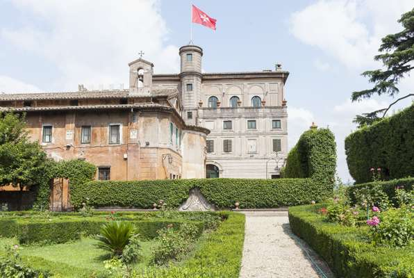The Villa Magistrale