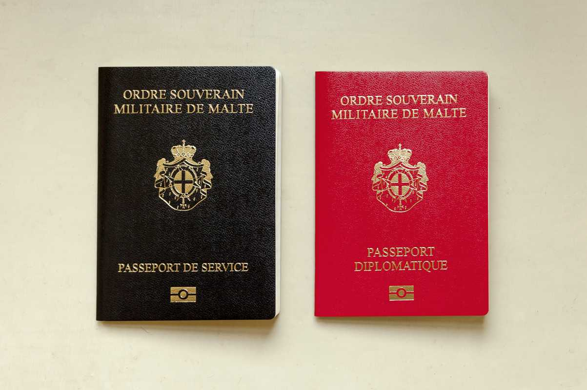 Passports that are among the world's rarest