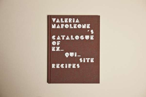 Catalogue of Exquisite Recipes