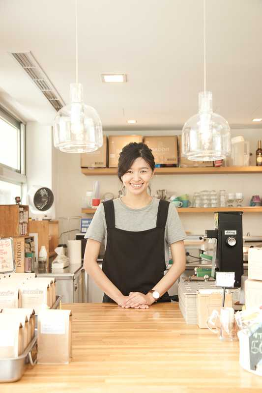 Mojo Coffee barista