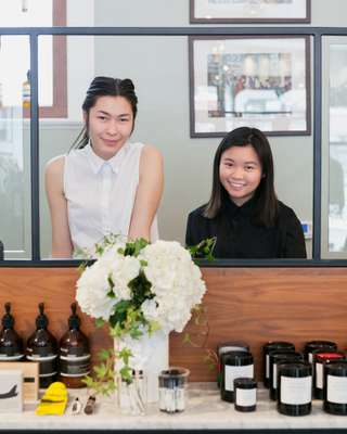 Staff at Want Apothecary