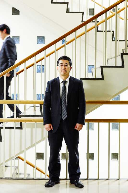 Shunichi Inoue, deputy director of the ministry's China division