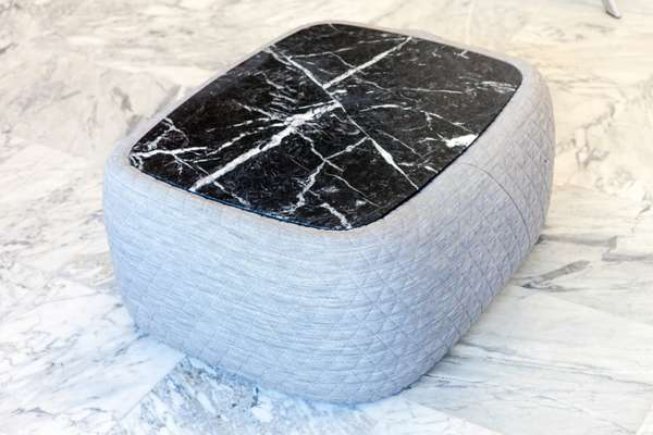 Retegui Bigun marble table