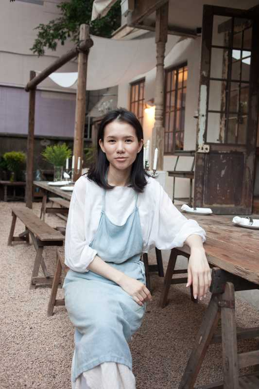Zoe Yang, owner of restaurant Xiang Se