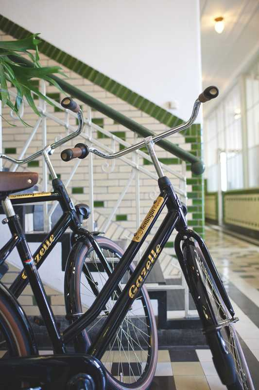Gazelle sells solely through independent bike dealers