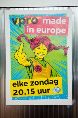 'Made in Europe' advert