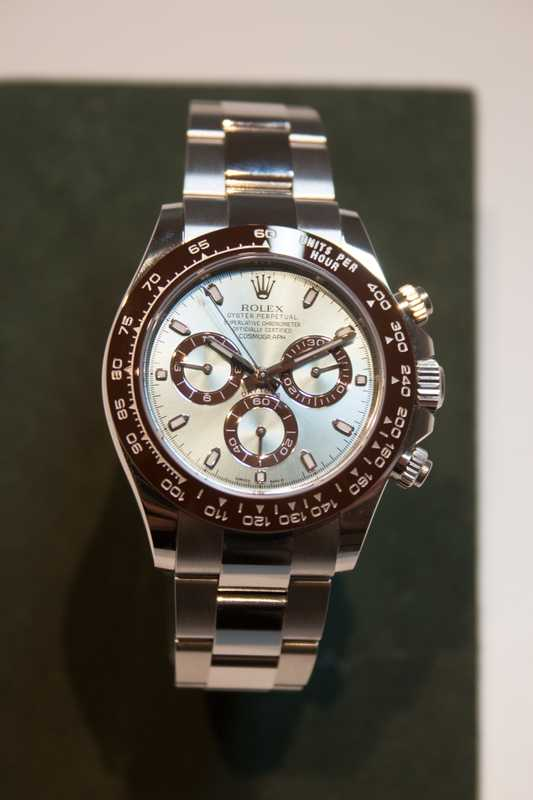 Rolex Oyster Cosmograph Daytona