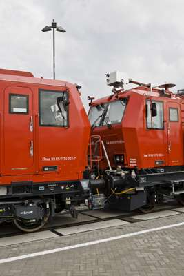 Fire-brigade train commissioned by Swiss SBB