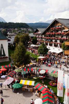 01. Traditional Tyrolean Handcraft Festival in Seefeld