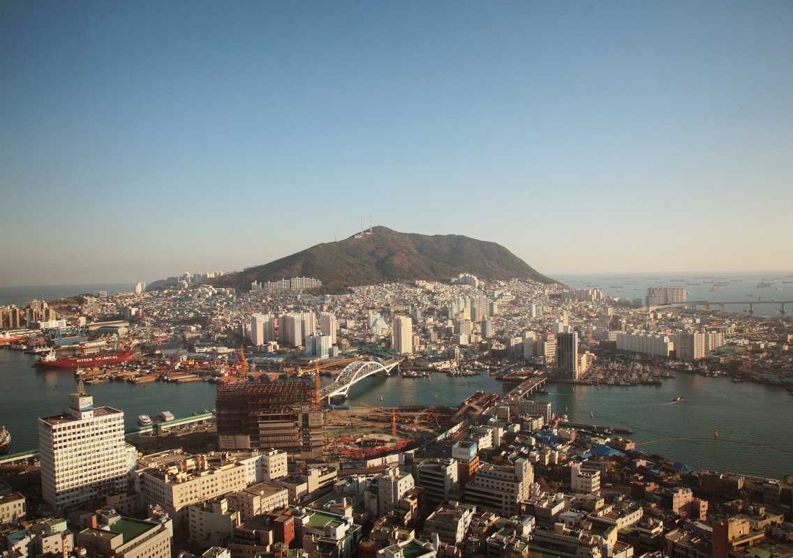 Waterfront at Busan