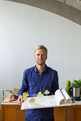 Gerwin de Vries,  co-founder of Lint