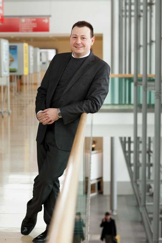 Mirko Arend, BAU exhibition director