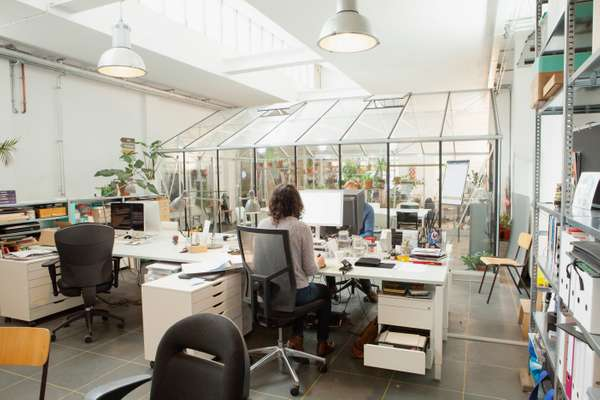 Druk, a friendly  shared workspace