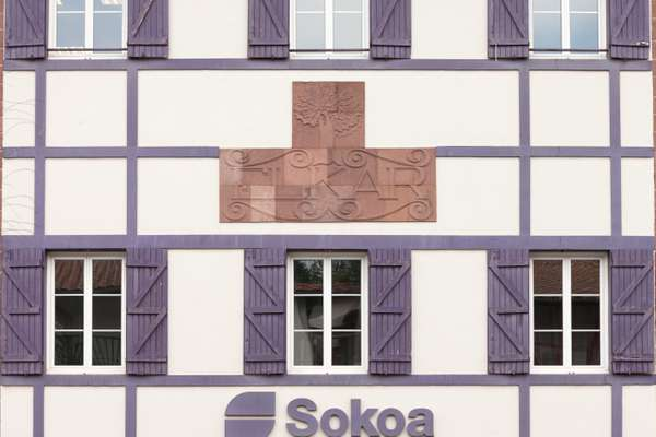 Sokoa administrative HQ, Hendaye, France