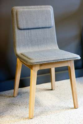 Finished Alki chair