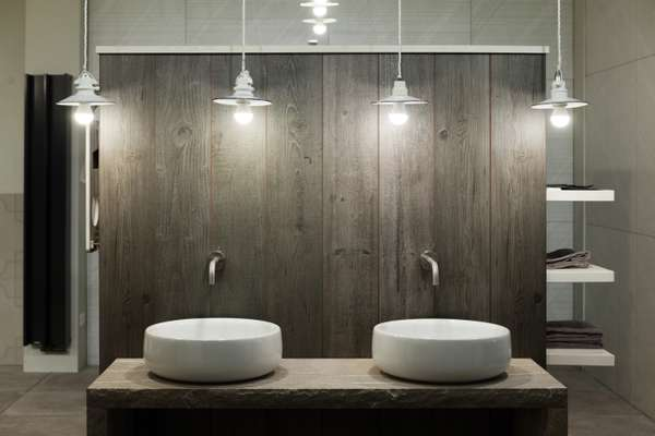 02. Frattini taps and sinks by Flaminia