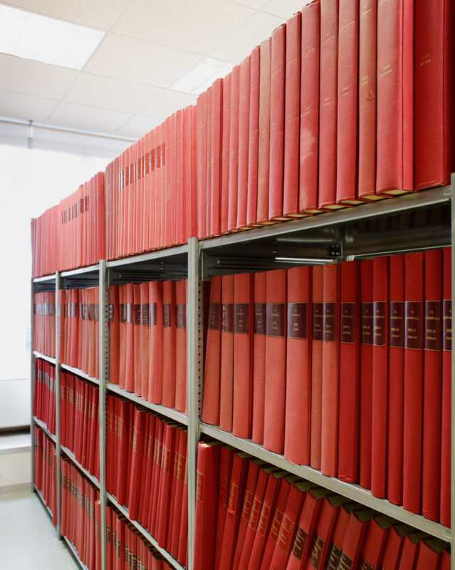Archived copies of the newspaper