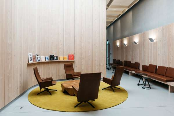 Barber & Osgerby-designed meeting space