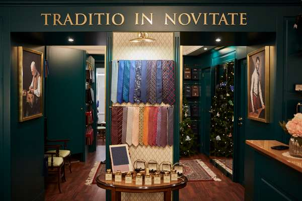 Tailoring shop of Frandré Sartoria