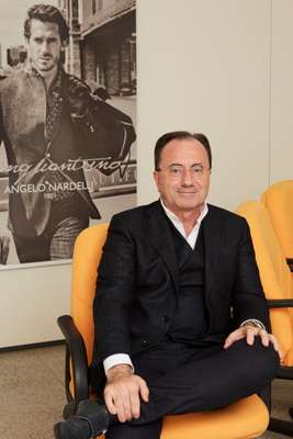 Domenico Nardelli, CEO of the  company his father founded in 1951
