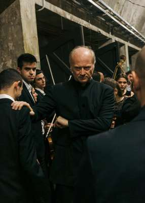 Conductor Gianandrea Noseda commands attention