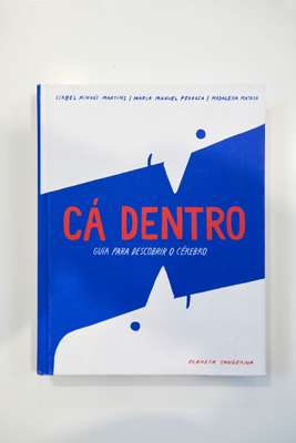 Planeta Tangerina's non-fiction title 'Cá Dentro'