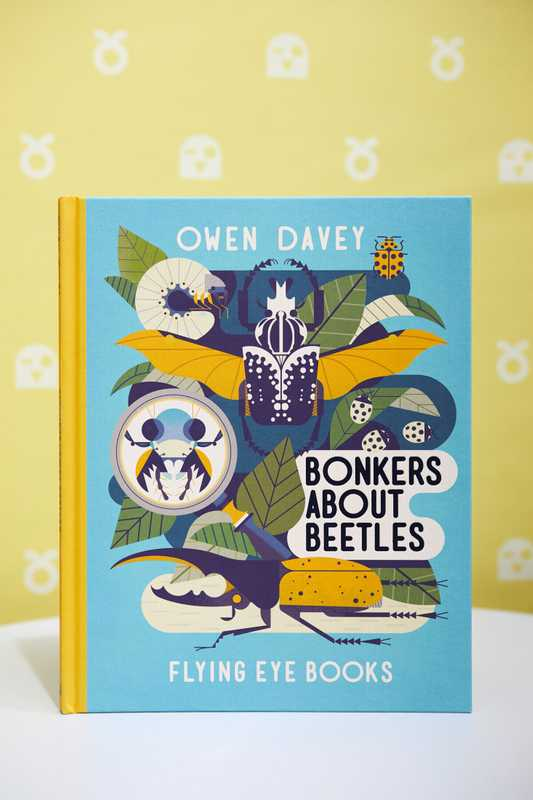 London-based Flying Eye Books is famous for eye-popping illustrations