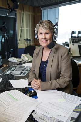 Fran Kelly hosts Radio Nationals 'Breakfast'