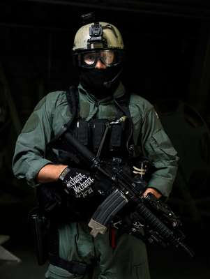 Special forces Frogman