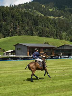Polo cup at Gstaad