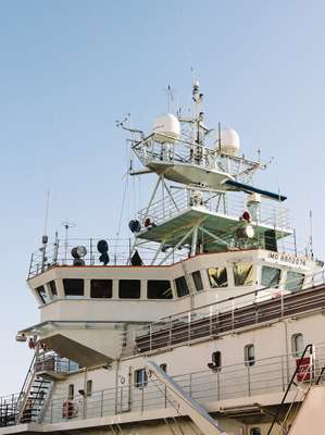 Finnish Environment Institute (SYKE) research vessel 'Aranda'