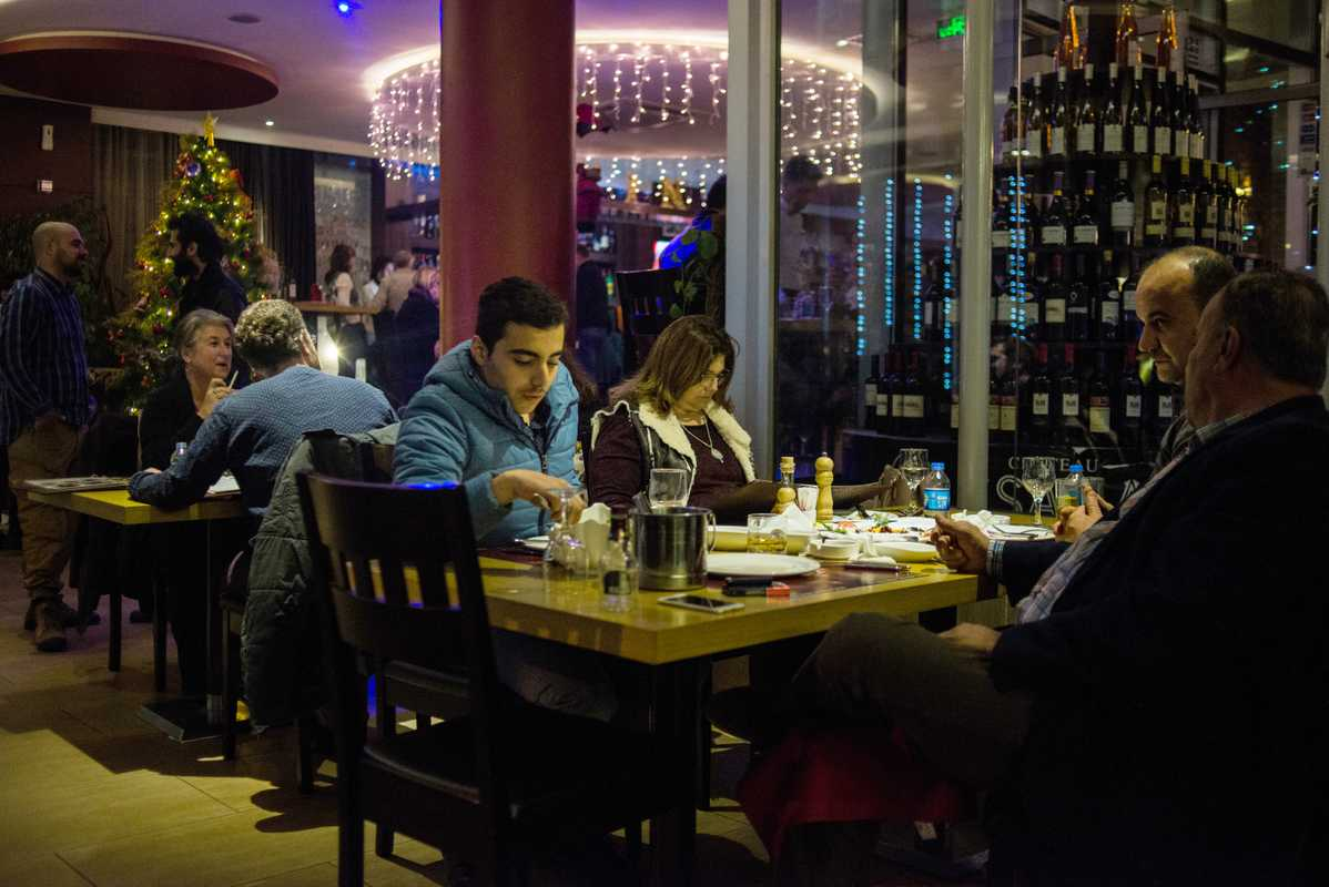 Erbil has a healthy social scene