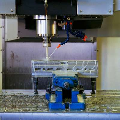 CNC machine, Aerosud