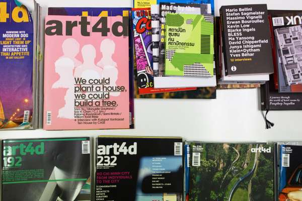 Recent issues of Art4d
