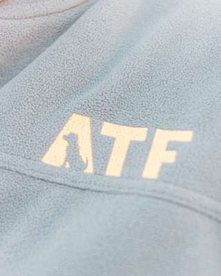Logo on ATF fleece