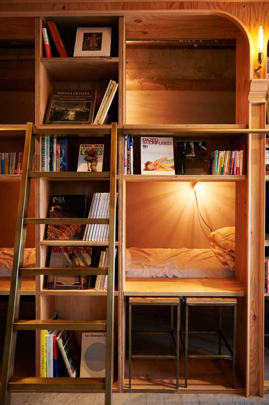 Book and Bed Tokyo, Tokyo