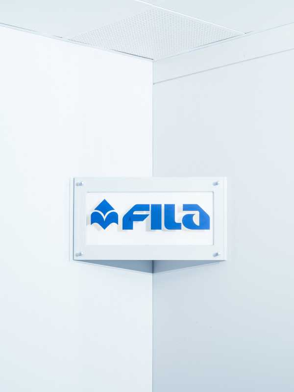 Fila is now based in Pero