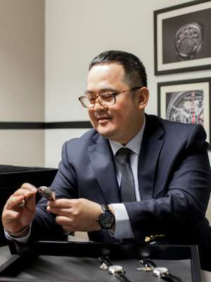 Ong Ban, CEO and executive director, Sincere Singapore