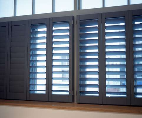 Shutters for security and insulation